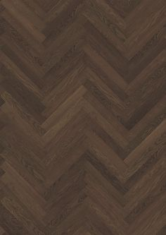 Be on-trend with this smoked oak herringbone design flooring by Kährs, bringing Scandinavian style to your home.