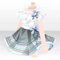 Fashion Games, Fashion Art, Girl Fashion, Fashion Design, Manga Clothes, Drawing Clothes, Anime Outfits, Girl Outfits, Cute Outfits
