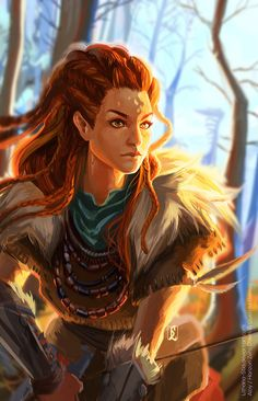 Aloy by Lithana-Stia