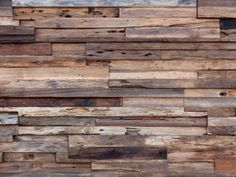 Recycling wood