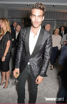 Jon Kortajarena attends a cocktail reception celebrating the Tom Ford Spring/Summer 2016 collection during London Collections Men at the Tom Ford Sloane Street store on June 14, 2015 in London, England. (Photo by David M. Benett/Dave Benett/Getty Images)