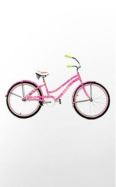 I would love so adorable riding this Lilly bike on campus ;)