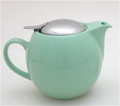 The gift of a sweet teapot is definitely a gift that keeps on giving. The 15-ounce Beehouse Teapots ($25) come in a wide variety of colors, from apple green to cherry red, and contain inset infusers making loose tea brewing a breeze.