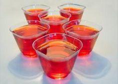 Mmm...Mai Tai + Jello Shot!!