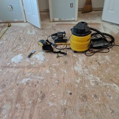DIY bamboo flooring installation for beginners – Plum Prairie Ranch – Flooring Installing Bamboo Flooring, Scary Names, Sea Salt Paint, Types Of Flooring, Flooring Ideas, Natural Flooring, Hand Saw, White Carpet, Wipe Away