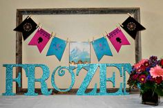 DISNEY'S FROZEN Birthday Party Ideas | Photo 12 of 36 | Catch My Party