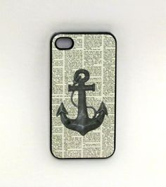 I just got this baby in the mail today.  Love it!!  #anchor  #iphone4s
