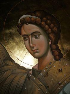 Order Of Angels, Byzantine Icons, Athens Greece, Ikon, Fresco, Ethereal, Saints, Statue, Creative
