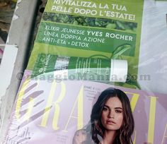 Yves Rocher Elixir Jeunesse con Grazia - http://www.omaggiomania.com/campioni-omaggio-ricevuti/yves-rocher-elixir-jeunesse-grazia/