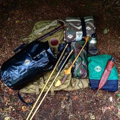 This is how @primitive_living packs up for adventures. What's in your quest kit? #myquestkit #liveyourquest #aqwaterproof #bushcraft #camping #survival #waterproof