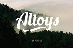 Altoys tipografía