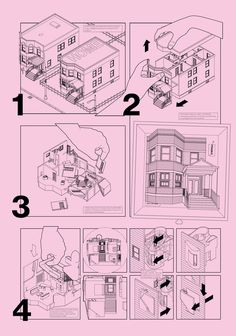 House Kit (Step-by-Step)