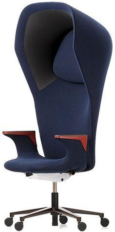 Modern Ergonomic Office Chair Grey White By Timeoffice Ergonomic