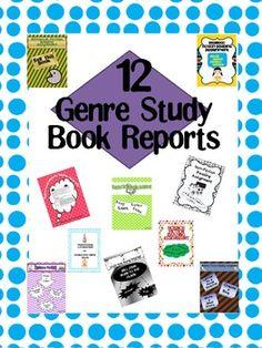 12 Book Reports