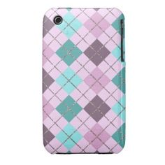 Trendy and pretty iPod 4G case. Beautiful aqua turquoise, teal, pink and violet purple squares, and faux silver glitter pattern. Retro design for the hip decor trend setter, nouveau deco art, graphic geometric motif, or ornate modern pattern lover. Cute and fun gift for the girly girls or mom's birthday, Mother's day or Christmas. Classy, chic, original and cool case for the elegant sophisticated woman. Also for iPod 5G, iPhone 3 4 5 and 5C, Samsung Galaxy S2 S3 S4, Droid Razr, iPad and…