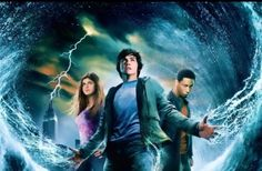 Percy Jackson the lighting thief