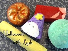 The Happy Sloths: Lush Halloween 2014 Collection: Review