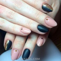 Simple Nail Art Designs / My Lovable Dream Manicure Art Simple Nail Art Designs, Nail Designs Spring, Beautiful Nail Designs, Cute Nail Designs, Easy Nail Art, Trendy Nails, Cute Nails, Bright Nail Art, Simple Nails