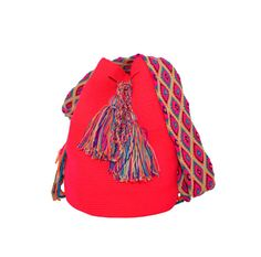 FREE Shipping Authentic Wayuu Boho Shoulder Bag  door MoonLionBags, $129.00