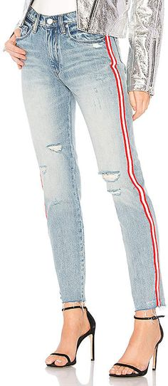 1063ade020a BLANKNYC Now Or Never Jean. These pair of jeans is super cool. I love