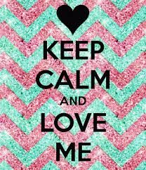 Afbeeldingsresultaat voor keep calm and love
