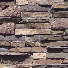 Coronado 100 Linear Ft. Coastal Brown Ledgestone Stone Veneer Corners