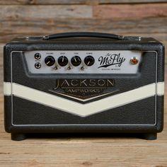 Jackson Ampworks McFly Head Black USED