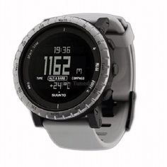 Suunto Core Dusk Gray Limited Ed Outdoor Watch Altimeter Barometer Compass Military Black SS020344000