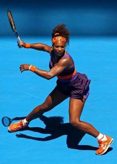 Serena aus 13
