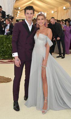 Hailey Baldwin Met Gala Gala Dresses, Red Carpet Dresses, Evening Dresses, Formal Dresses, Wedding Dresses, Hailey Baldwin, Met Gala Red Carpet, Jenna Dewan, Amal Clooney