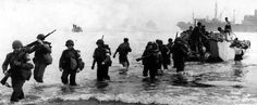La educación de interés: La playa de Omaha, el desembarco de Normandía, Seg...