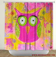 Decorating An Owl Bathroom Theme - http://www.decoradvices.com/decorating-an-owl-bathroom-theme/