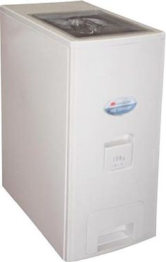SPT - 26.4-Lb. Rice Dispenser - Off-White (Beige), SC-12