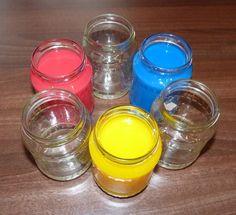 Zaujímavé experimenty s farbami pre deti - Nasedeticky.sk Experiment, Tableware, Creativity, Education, Dinnerware, Tablewares, Onderwijs, Dishes, Learning