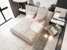 Interior Design Studio, Bed, Table, Furniture, Home Decor, Nest Design, Decoration Home, Stream Bed, Room Decor