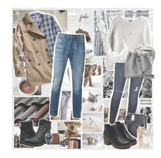 """""""Without You I'm Just Grey"""" by ac-awesome ❤ liked on Polyvore featuring Polaroid, Banana Republic, Levi's, Yves Saint Laurent, Timberland, Mulberry, OMEGA, Black Orchid, MTWTFSS Weekday and Fuji"""