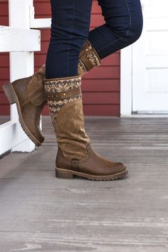 MUK LUKS Kelsey Boots