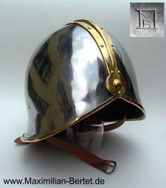 Freier Restaurator Maximilian Bertet - Helme