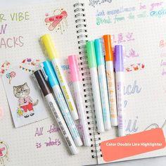【Last Day Promotion】Double Line Outline Pen,For Gift Card Writing & Dr – Micron Outline, Christmas Gift Sale, Xmas, Highlighter Pen, Pen Refills, Marker Pen, Pen Sets, Gel Pens, Paint Markers