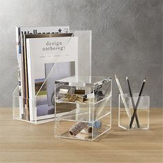 Acrylic Office Set #officesupply /#office