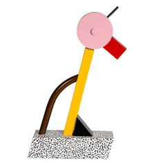 Ettore Sottsass (designer), Tahiti Lamp, 1981