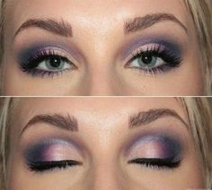 New Ideas with Easy Makeup Ideas for Blue Eyes with 25 Best Blue Smokey Eye make Up Ideas Looks Of 2012 4 25 + Best Blue