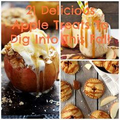 21 Delicious Apple Treats To Dig Into This Fall