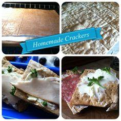 Mandy Mom . com: Quick & Easy Homemade Crackers