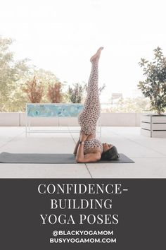 These empowering yoga poses will help you find your voice and build confidence. Beginner Yoga, Yoga For Beginners, Yoga Mom, Throat Chakra, Yoga Tips, Confidence Building, Asana, Yoga Inspiration, Yoga Poses