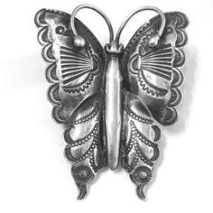 Vintage Navajo Butterfly