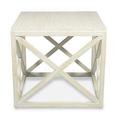www.palecek.com products 7330JD F 03 GUNN-SQUARE-TABLE