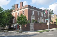 The Embassy of Afghanistan in Washington, D.C.