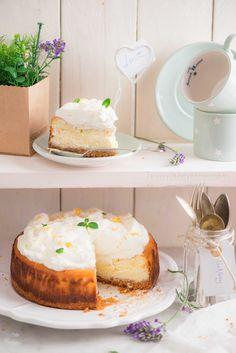 Classic Lemon Cheesecake   Laura Adani
