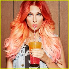 #bonniemckee her hair is seriously too cool for anyone else to pull off